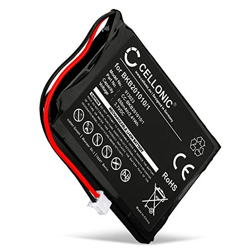 CELLONIC® Akku kompatibel mit Aastra 660177 660177/R1C, kompatibel mit Ascom D41,D43, kompatibel mit Avaya DECT 3720, kompatibel mit Swyx D210,D215 (650mAh) BKB201010/1, FA01302005 Ersatzakku Batterie