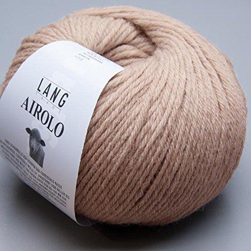 Lang Yarns Airolo 0096 moonlight 100g Wolle