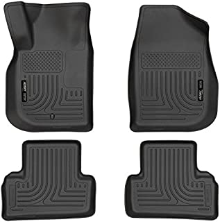 Full Set Husky Liners Weatherbeater All Weather Custom Fit Floor Mat Liner for 2005-2010 Chevy Cobalt