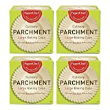 Standard Paper Cupcake Liners / Baking Cups, 60-ct / Box (Pack of 4)