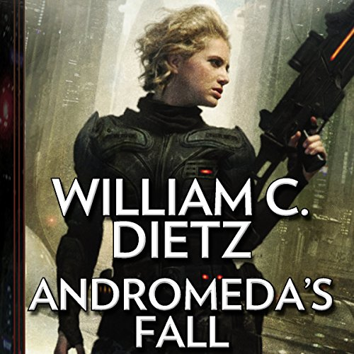 Andromeda's Fall cover art
