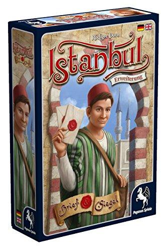 Pegasus Spiele 55117G - Istanbul Brief & Siegel (Erweiterung)