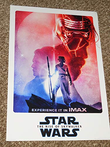Star Wars The Rise of Skywalker IMAX POSTER 13x19 Inch Poster