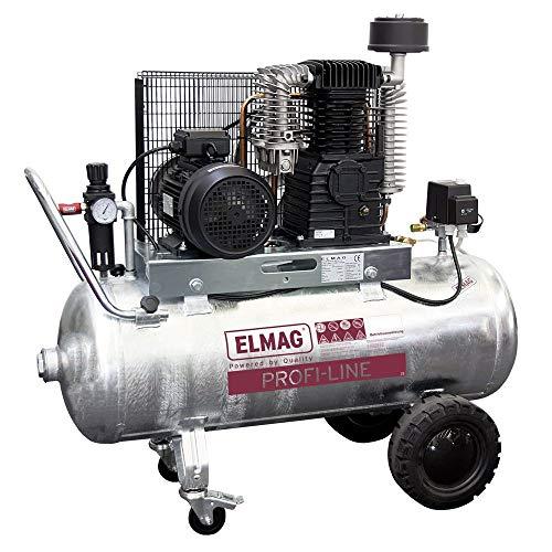 Elmag PROFI-LINE VERZINKT PL-Z 600/10/100 D - Kompressor