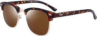 Polarized Sunglasses Trendy Stylish Cat Eye Sun Glasses for Women Men