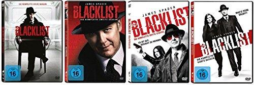 The Blacklist - Staffel 1-4