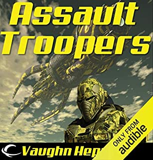 Assault Troopers cover art