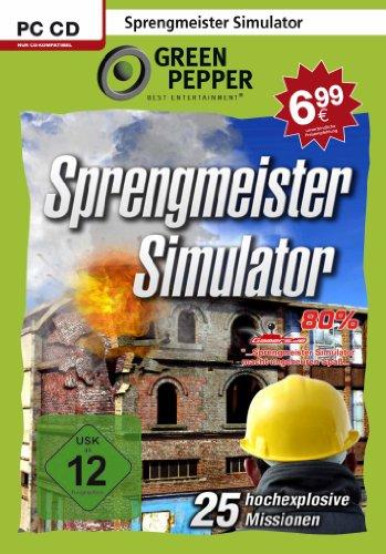 Sprengmeister Simulator [Green Pepper]