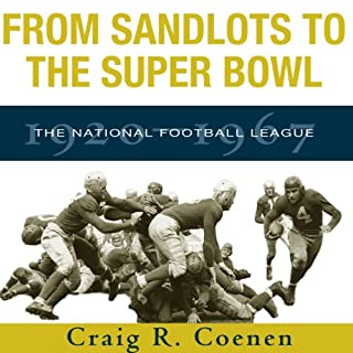 From Sandlots to the Super Bowl audiobook cover art