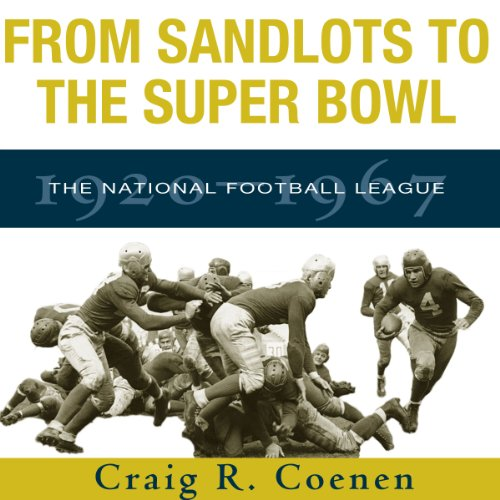 From Sandlots to the Super Bowl cover art