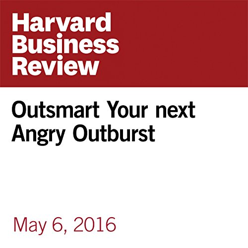 『Outsmart Your next Angry Outburst』のカバーアート