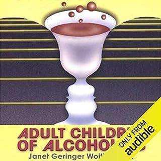 Adult Children of Alcoholics audiobook cover art