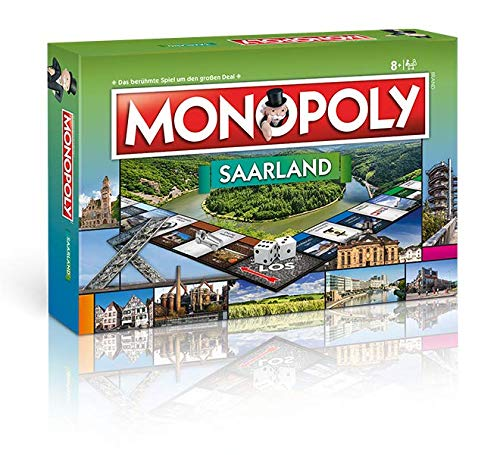 Type 7 Monopoly Saarland Edition 2020
