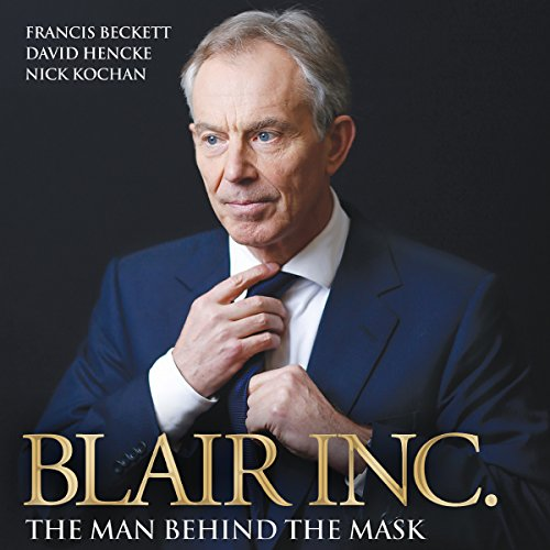 Blair, Inc. audiobook cover art