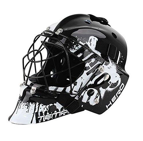 TEMPISH Hero Portero mask (Negro/Blanco...