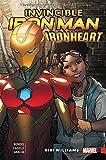 Invincible Iron Man Ironheart 1: Riri Williams