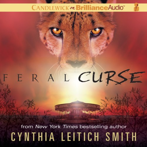Feral Curse audiobook cover art