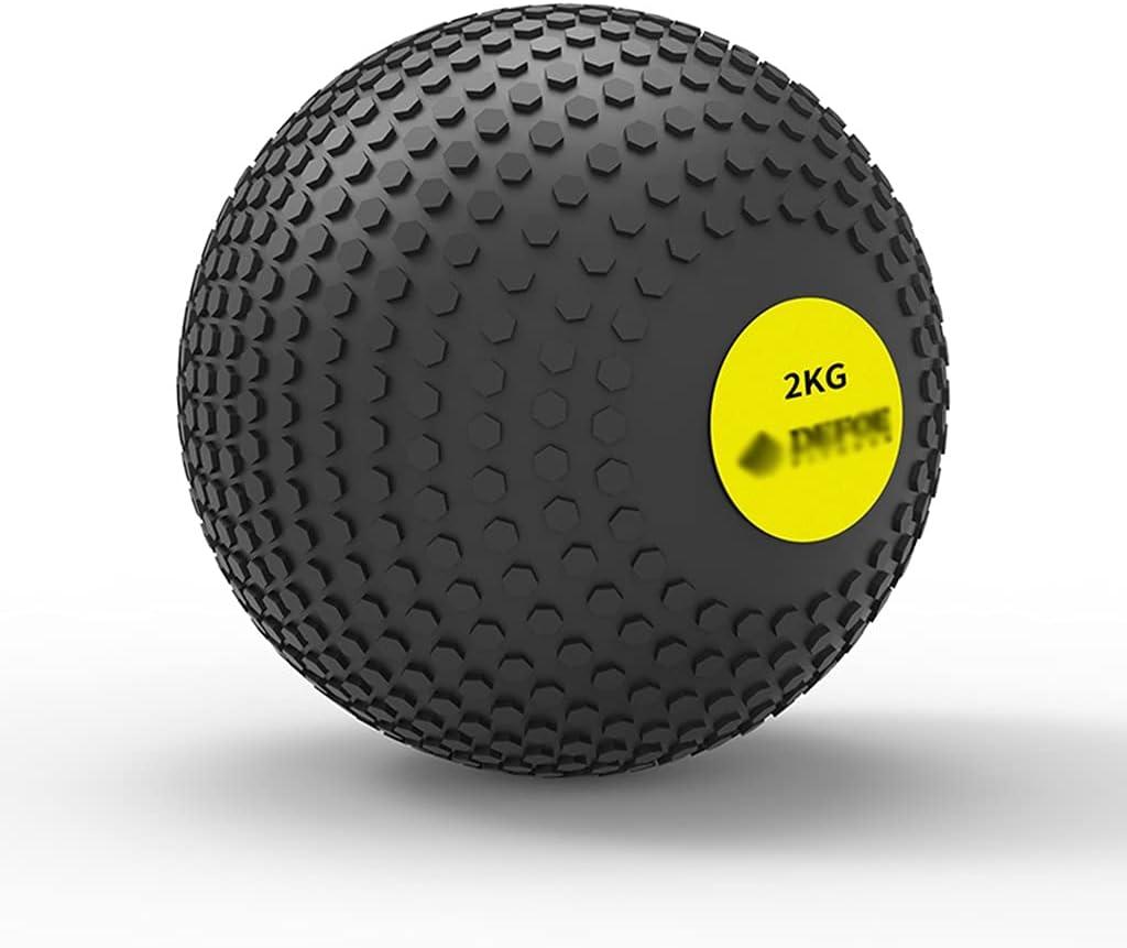 trend rank ZXQZ slam Ball Medicine Balls Soft PVC Sand Max 84% OFF Gravity