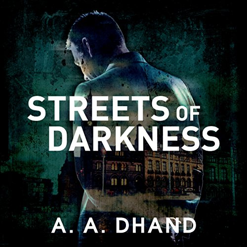 Streets of Darkness audiobook cover art