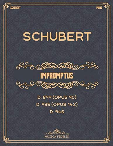 Impromptus: D.899 (Op. 90), D.935 (Op. 142), D.946 - Partitions de piano