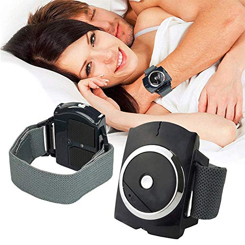 Anti Snore Wristband Schnarch-Stopper Gerät Stop Schnarchen Armband Uhr Anti Schnarchen Schlafen Nacht Hilfe Biosensor Snore-ceasing Herren Damen Handgelenk Band