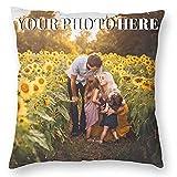Disifen Photo Pillow Custom Pillows with...