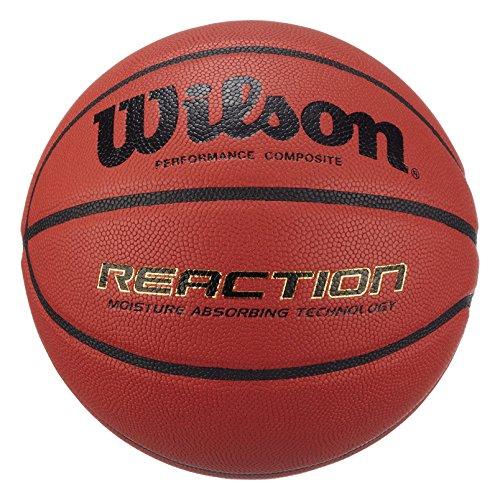 Wilson Reaction Pelota, Hombre, Naranja, 7: Amazon.es: Deportes y ...