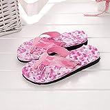 Zapatillas Casa Chanclas Sandalias Chanclas para Hombre, Zapatos Planos para El Suelo, Zapatillas De Interior para El Hogar, Zapatillas para Hombre, Zapatillas Cómodas De Camuflaje-Pink_For_Women