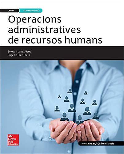 LA - Operacions administratives de recursos humans. Grau Mitja