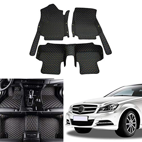 ORIGINALE Mercedes-Benz Tappetini in Gomma Tappetini Dietro A-Classe w176 AMG Set Nuovo