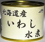 ストー 北海道産いわし水煮 6号 200g ×6個