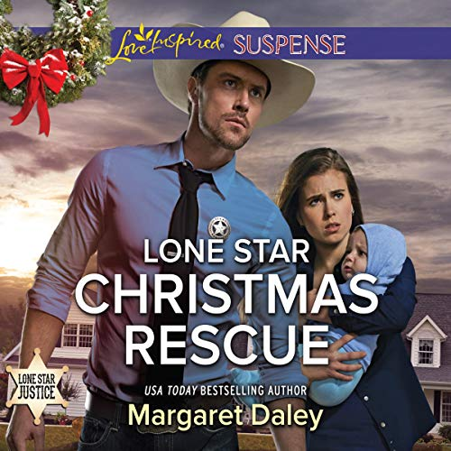 Lone Star Christmas Rescue  By  cover art