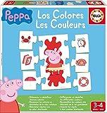 Educa - Los Colores Peppa Pig Juego Educativo para Bebés, Multicolor (16225)