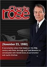 Charlie Rose November 23, 1998