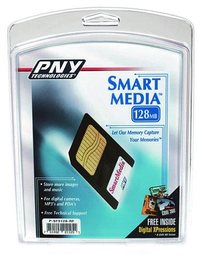 PNY 128MB SmartMedia-Speicherkarte