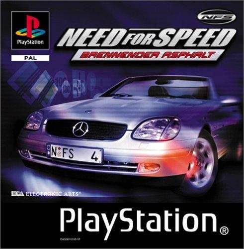 Need for Speed 4: Brennender Asphalt