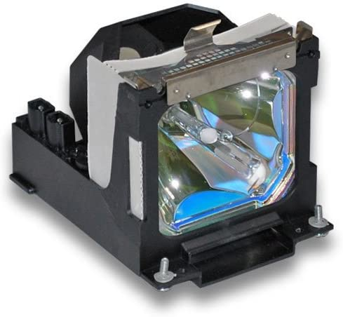Compatible Eiki Projector Lamp, Replaces Model LC-NB3E with Housing