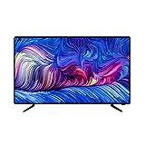 VOCD TV LED Smart HD da 24'32' 42'50', HDMI/AV/RF/LAN/WIFT Multi-Interfaccia E Multifunzione, L'Immagine È Delicata per Soggiorno, Camera da Letto, Ktv