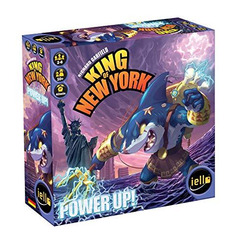 Preisvergleich Produktbild iello King of New York Power Up Erweiterung