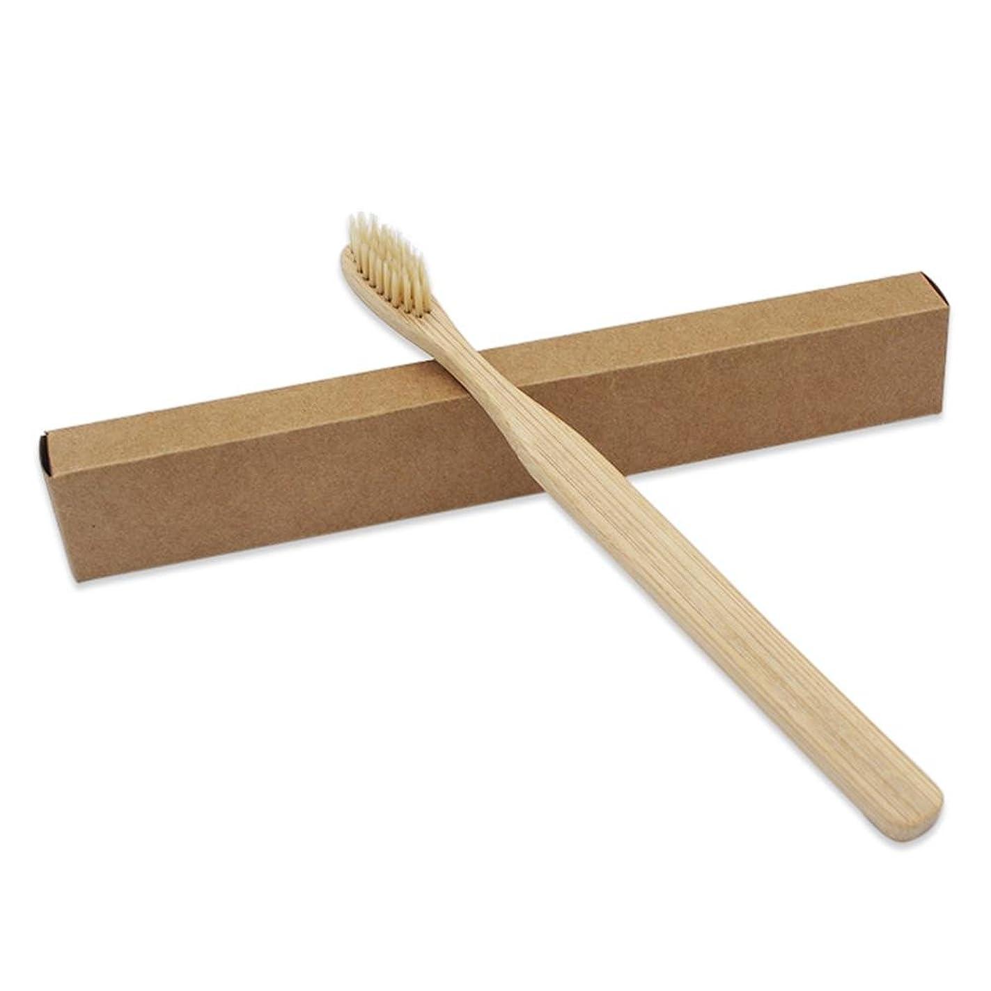 狂うペストメーターpowlancejp 竹炭の歯ブラシ 竹の歯ブラシ 分解性 環境保護の歯ブラシ 天然の柔らかいブラシ