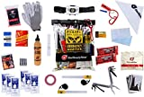 GetReadyNow | Zombie Survival Kit | Heavy Duty Clear Waterproof Dry Bag with Essential Survival Gear for Disaster Preparedness and Zombie Apocalypse.