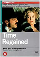 Marcel Proust's Time Regained [DVD]