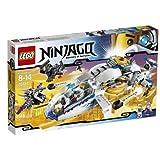 LEGO Ninjago 70724 Multicolor Niño Figura de Juguete para niños - Figuras de Juguete para niños (Multicolor, 8 año(s), Niño, 14 año(s))