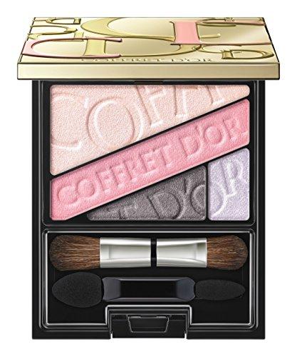 Coffret Doll oogschaduw schoonheid aura Eyes 07 Sheer roze