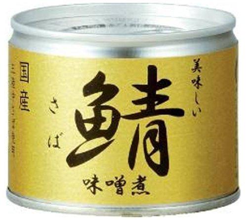 伊藤食品美味しい鯖味噌煮190g