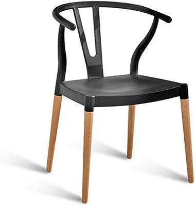 YUJINMAOYI Famosos clásicos de diseño Moderno sillas de ...