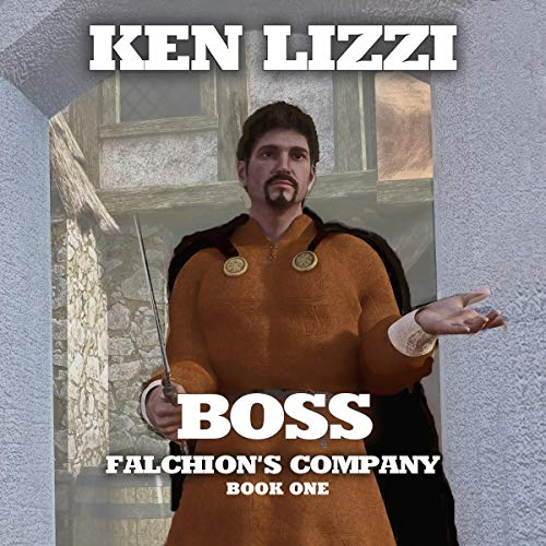 Boss Audiobook By Ken Lizzi cover art