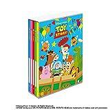 ナカバヤシ ポケットアルバム 5冊BOX ディズニー トイストーリー 23705