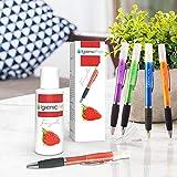 Igienic Pen - Penna spray igienizzante + Kit ricarica alla Fragola 100ml