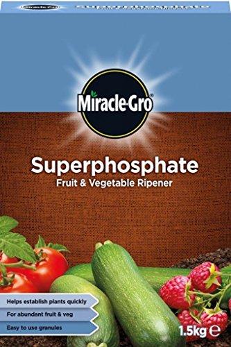 Scotts Miracle-Gro Düngemittel superphosphat Obst und Gemüse Ripener 1,5kg